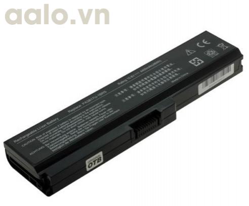 Pin Laptop Toshiba Satellite L700 C660 A660 B351 C600 C650 C655 L310 PA3634 PA3817 - Battery Toshiba