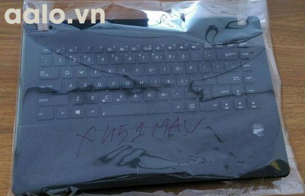 Bàn phím Laptop Asus X451 cả mặt - Keyboard Asus