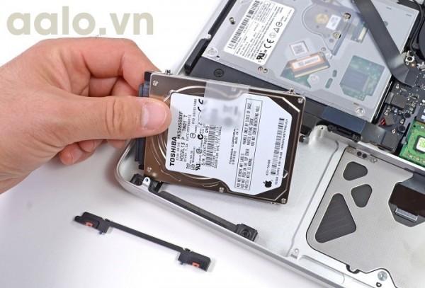 Hướng dẫn cách thay ổ cứng SSD 120gb  cho máy tính laptop giá chỉ 650.000 đ