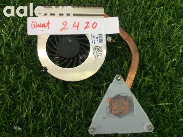 Quạt Tản Nhiệt CPU Laptop Dell 2420