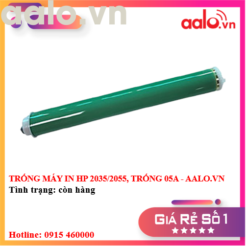 TRỐNG MÁY IN HP 2035/2055, TRỐNG 05A - AALO.VN