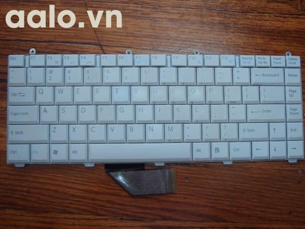 Bàn phím laptop SonySONY VAIO VGN-FS730/W VGN-FS740/W VGN-FS810 VGN-FS830 VGN-FS775P  - keyboard Sony