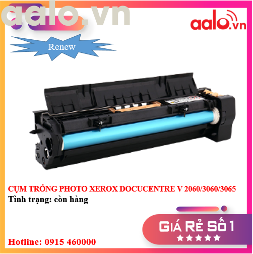CỤM TRỐNG PHOTO XEROX DOCUCENTRE V 2060/3060/3065 RENEW - AALO.VN