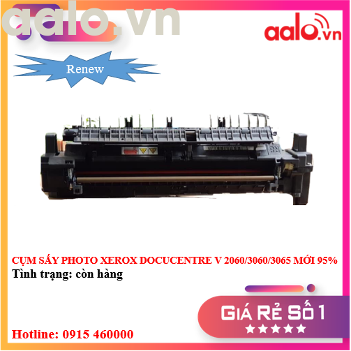 CỤM SẤY PHOTO XEROX DOCUCENTRE V 2060/3060/3065 MỚI 95% - AALO.VN