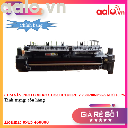CỤM SẤY PHOTO XEROX DOCUCENTRE V 2060/3060/3065 MỚI 100% - AALO.VN