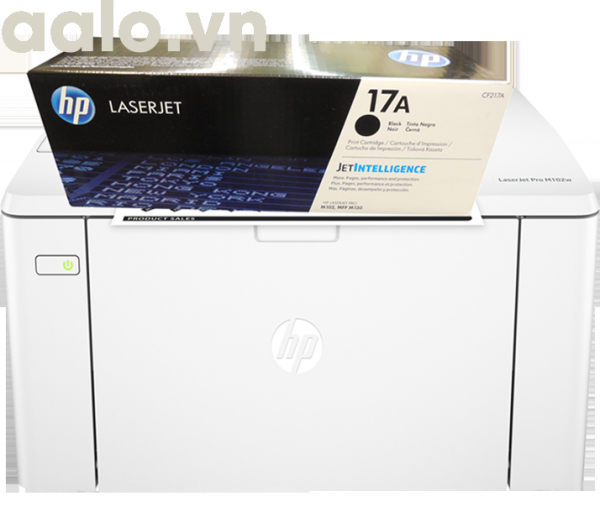 Hộp mực in laserHP 17A