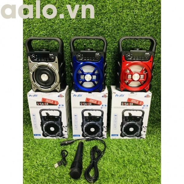 Loa Bluetooth Speaker M - 209BT Âm thanh to ( mẫu mới 2018) - aalo.vn
