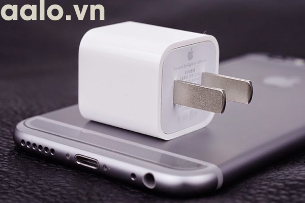 Adapter củ sạc iPhone A21 loại tốt - aalo.vn