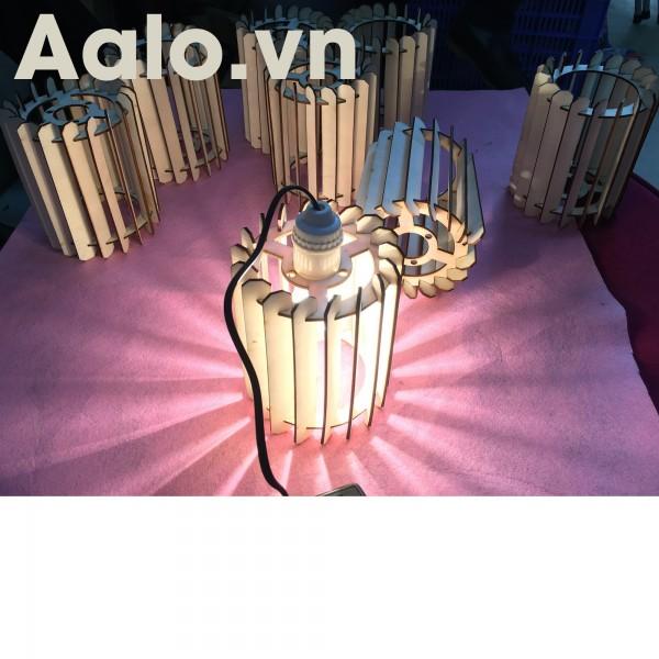 Chụp đèn DIY mã AKZ