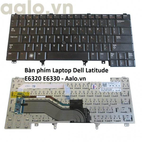 Bàn phím Laptop Dell Latitude E6320 E6330
