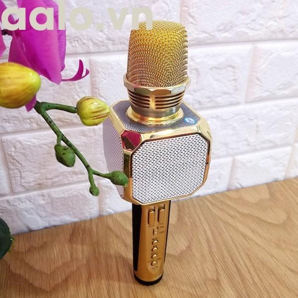 ( Miễn phí vận chuyển ) Míc hát kèm loa karaoke bluetooth SD-10 (TUYỆT ĐỈNH SIÊU PHẨM) - aalo.vn