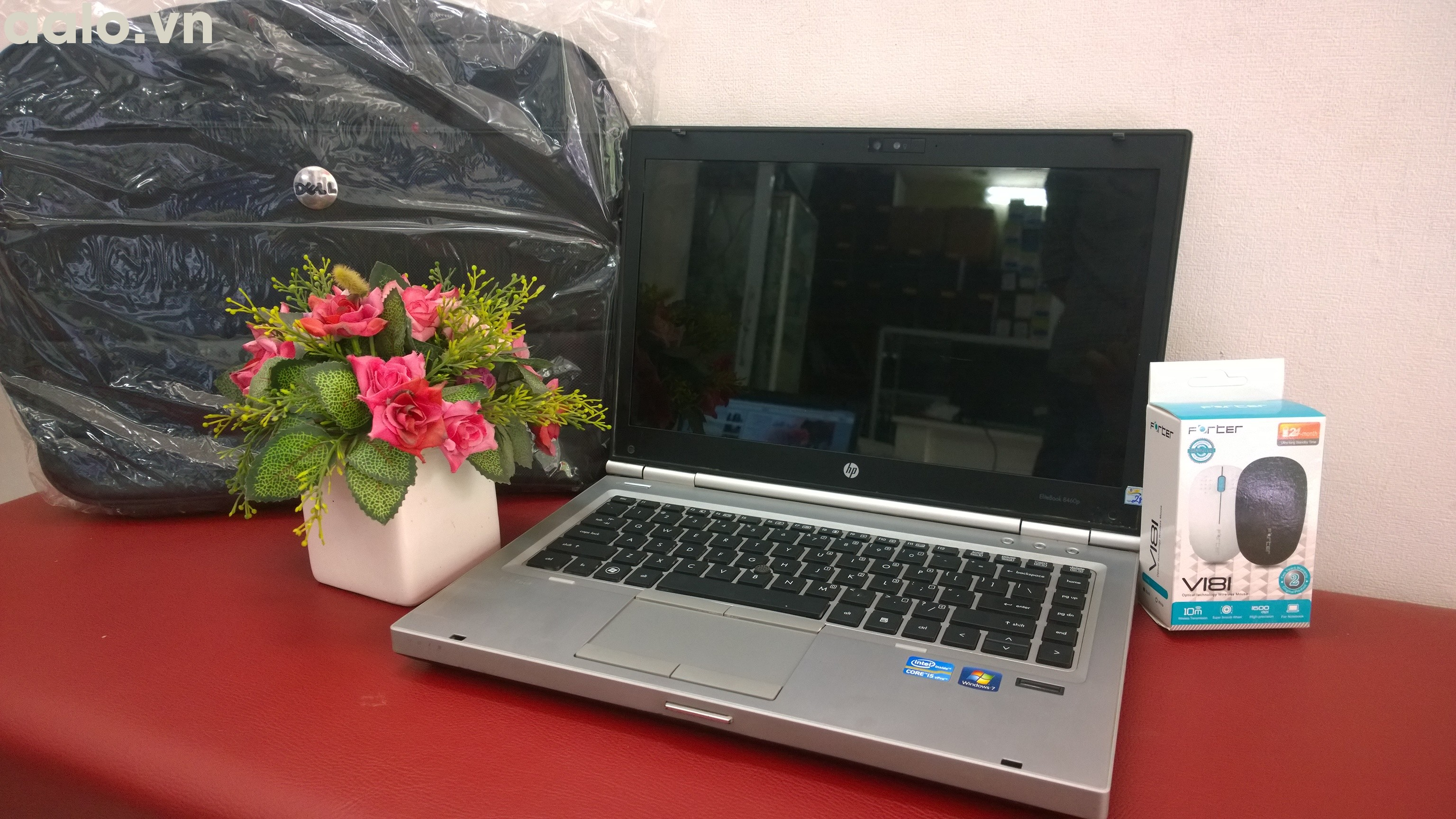 Laptop HP Elitebook 8460p cũ (Core i5 2520M, 4GB, 250GB, Intel HD Graphics 3000, 14 inch) - bảo hành 1 năm