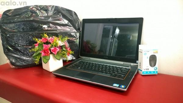 Laptop Dell Latitude E6420 cũ (Core i5 2520M, 4GB, 250GB, Intel HD Graphics 3000, 14 inch) - bảo hành 1 năm