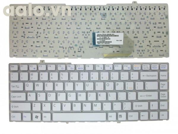 Bàn phím laptop Sony VGN-NR - keyboard Sony