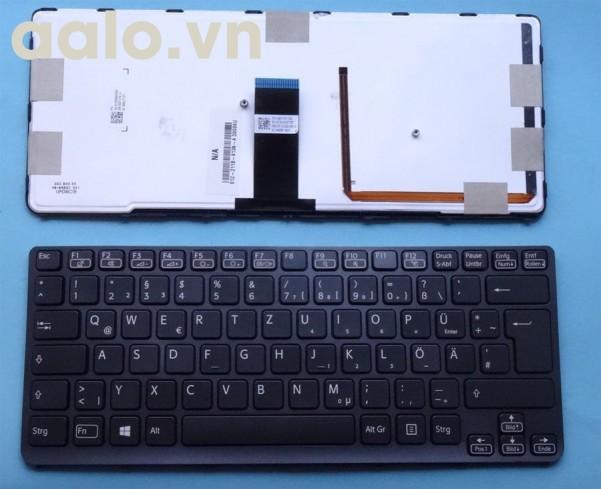 Bàn phím Sony SVE14 SVE141C11L SVE141D11L SVE141J11W - keyboard Sony