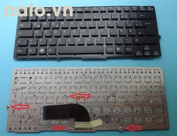 Bàn phím laptop Sony VPC-SB - keyboard Sony