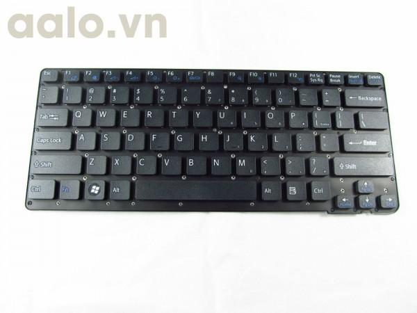 Bàn phím laptop Sony NEW For Sony Vaio VPC-CA VPCCA Laptop US Keyboard Teclado Black Replacement- keyboard Sony