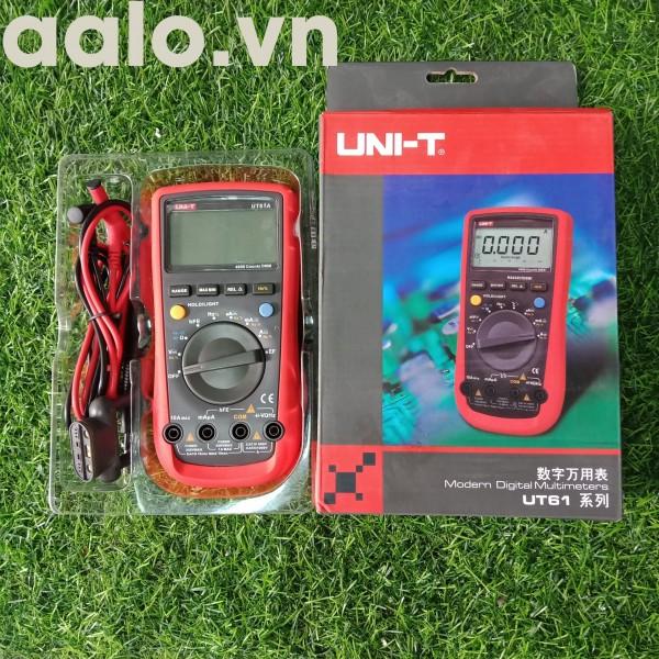 Đồng hồ vạn năng điện tử tự động UT61A