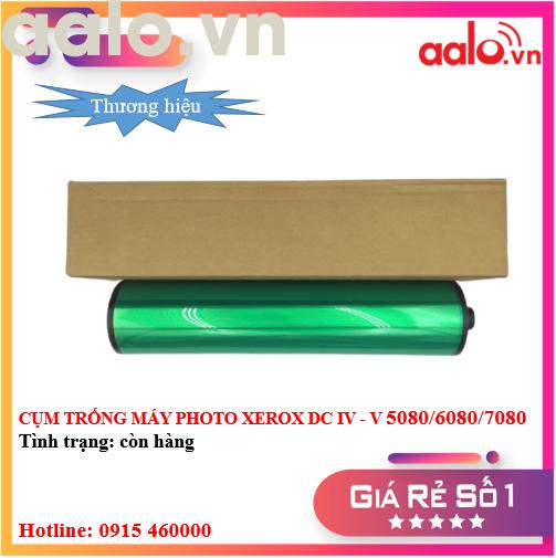 CỤM TRỐNG MÁY PHOTO XEROX DC IV - V 5080/6080/7080 THƯƠNG HIỆU - AALO.VN