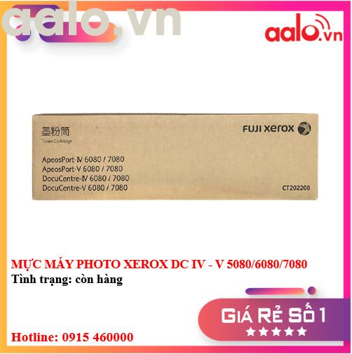 MỰC MÁY PHOTO XEROX DC IV - V 5080/6080/7080 - AALO.VN