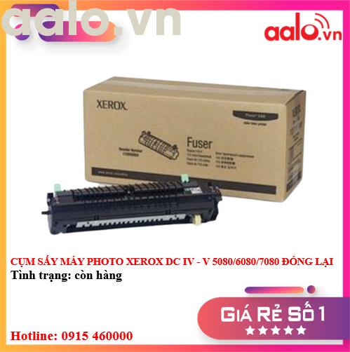 CỤM SẤY MÁY PHOTO XEROX DC IV - V 5080/6080/7080 ĐÓNG LẠI - AALO.VN