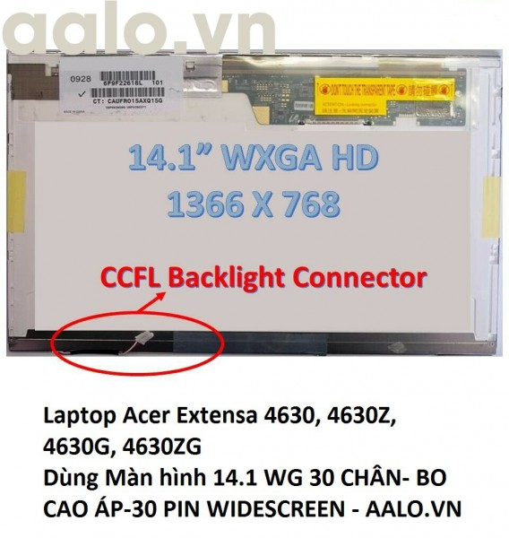 Màn hình laptop Acer Extensaa 4630, 4630Z, 4630G, 4630ZG