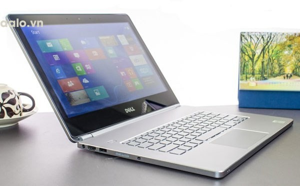 Laptop cũ Dell Inspiron 7437 ( i7 4500U/ 8GB/ HDD 32GB/ SSD 128GB/ 14 FHD)