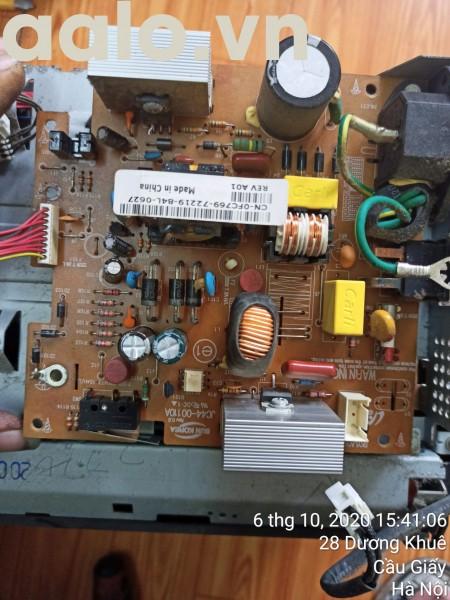 Sửa Máy In Samsung ML 1640 lỗi không lên nguồn - aalo.vn