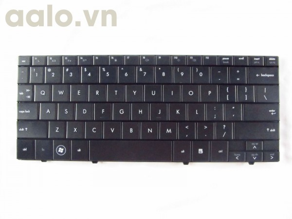 Bàn phím laptop HP Mini 1000 700 Series US Layout Black - keyboard HP