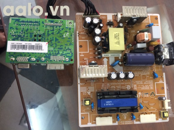 Bo nguồn và tín hiệu SamSung P2250