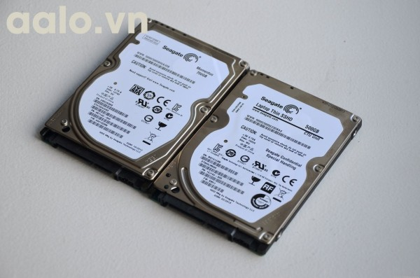Ổ cứng HDD laptop 500Gb cũ - Hàng tháo máy