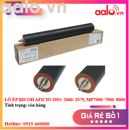 LÔ ÉP RICOH AFICIO 2051/ 2060/ 2075, MP7000/ 7500/ 8000 - AALO.VN