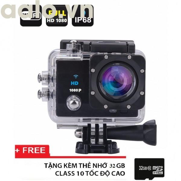 Camera Hành Trình Thể Thao Full 1080HD Camera Sport A9 ( tặng kèm thẻ nhớ 32GB) - aalo.vn