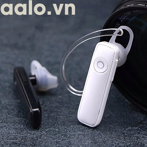 Tai nghe Bluetooth Relaxed Pro headset có nghe nhạc (Đen) - aalo.vn
