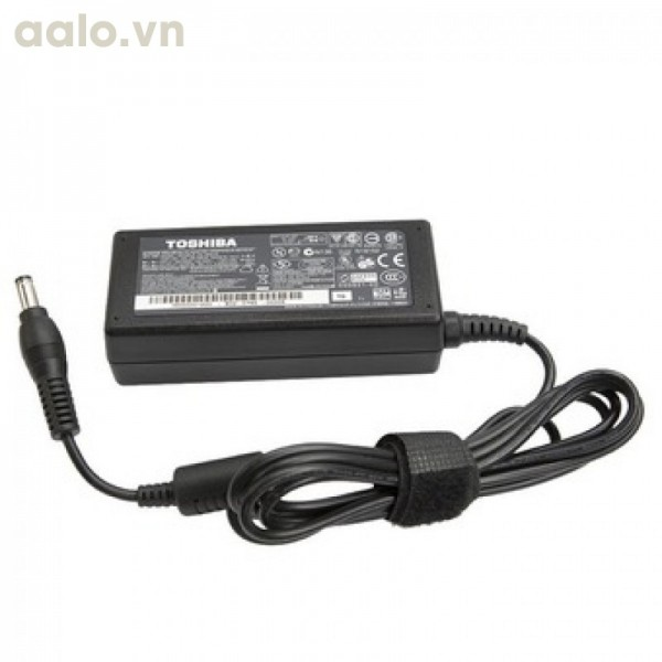 Sạc pin laptop TOSHIBA 19V 3.42A - Adapter Toshiba