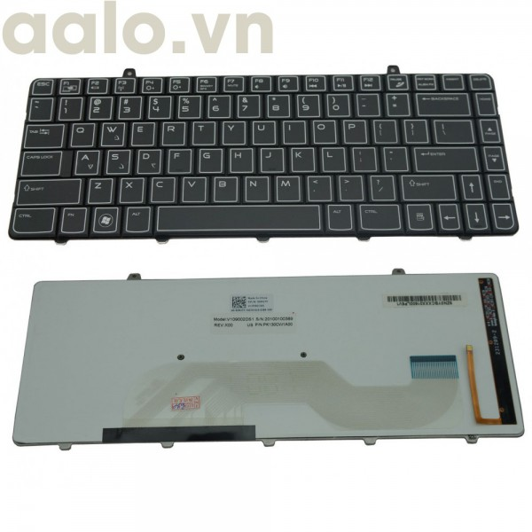 Bàn Phím Laptop Alienware M11X-R2, M11X-R3