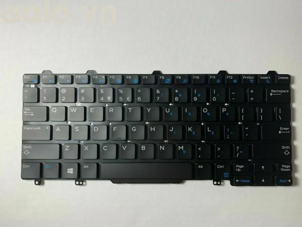 Bàn phím Dell Latitude E5250 E7270 E7250