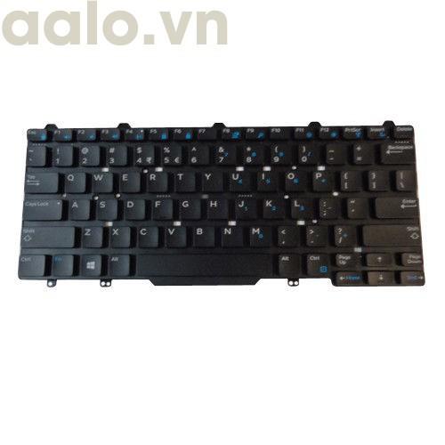 Bàn phím laptop Dell Latitude 3340 E5450 E7250 E7450