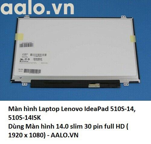 Màn hình Laptop Lenovo IdeaPad 510S-14, 510S-14ISK