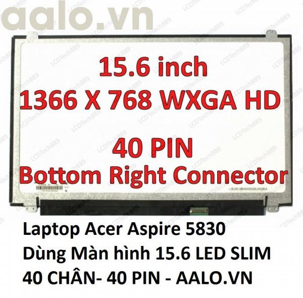 Màn hình laptop Acer Aspire 5830