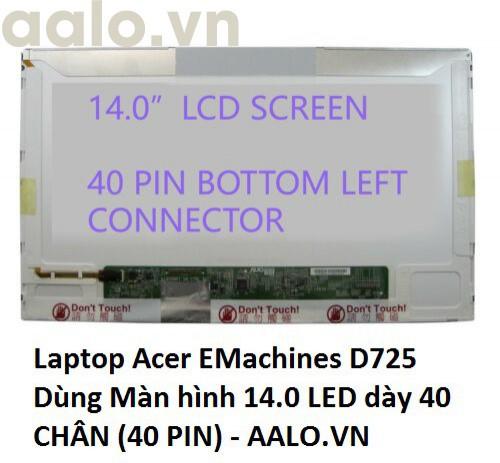 Màn hình laptop Acer EMachines D725