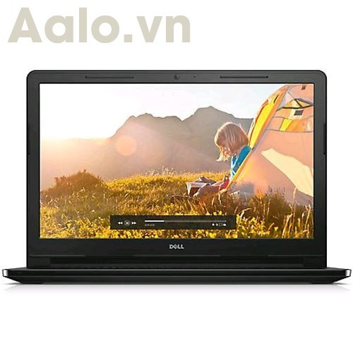 Laptop cũ Dell Inspiron 3559 (Core i5 6200U, RAM 4, HDD 500GB, AMD R5M315, HD 15.6 inchCH)