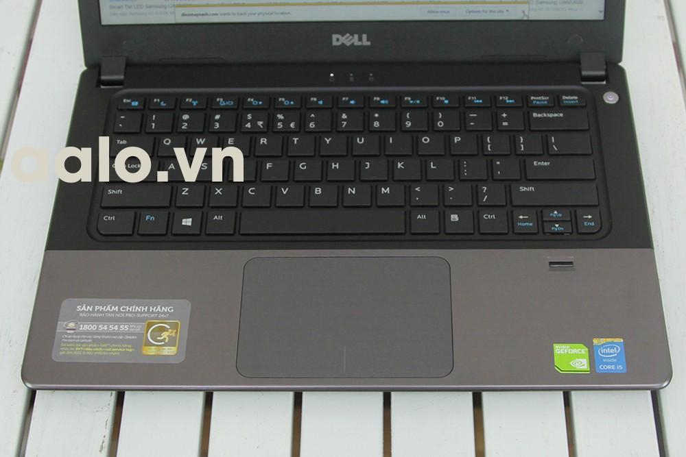Laptop Dell 5480 chíp core i5 5200U ram 4GBổ 500G NVIDIA® GeForce® 830M