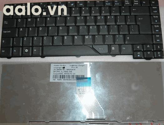 Bàn phím Laptop Acer 4310