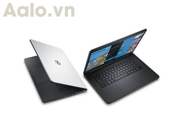 Laptop cũ Dell Inspiron 5448 (Core i7 5500U, RAM 4, HDD 1TB, AMD R5M265, HD 14 inchCH)