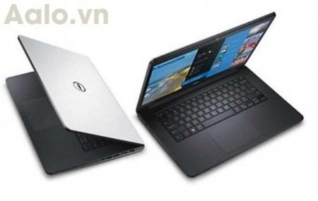 Laptop cũ Dell Inspiron 5548 (Core i5 5200U, RAM 4Gb, HDD 500GB, AMD Radeon HD R7 M265, HD 15,6 inch)
