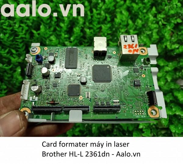 Card formater máy in laser Brother HL-L 2361dn