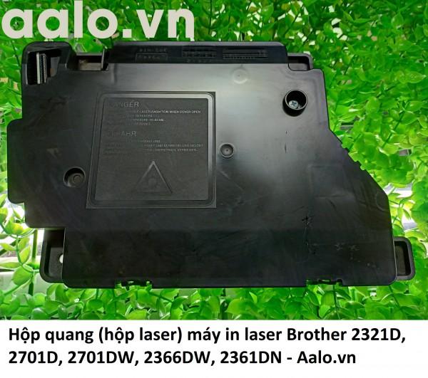 Hộp quang (hộp laser) máy in laser Brother 2321D, 2701D, 2701DW, 2366DW, 2361DN