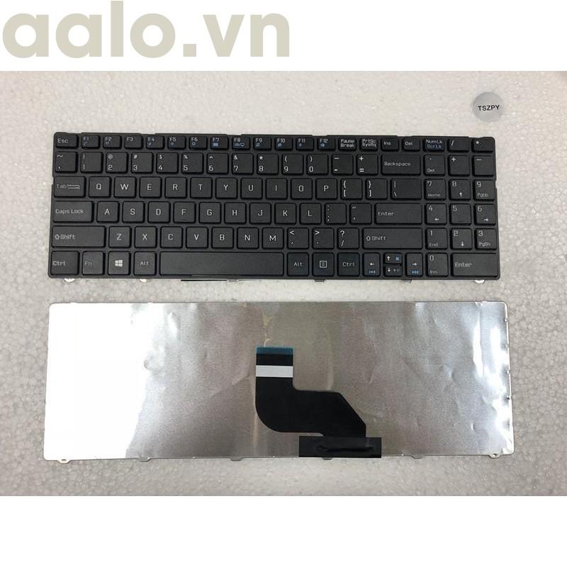 Bàn phím laptop MSI CR640