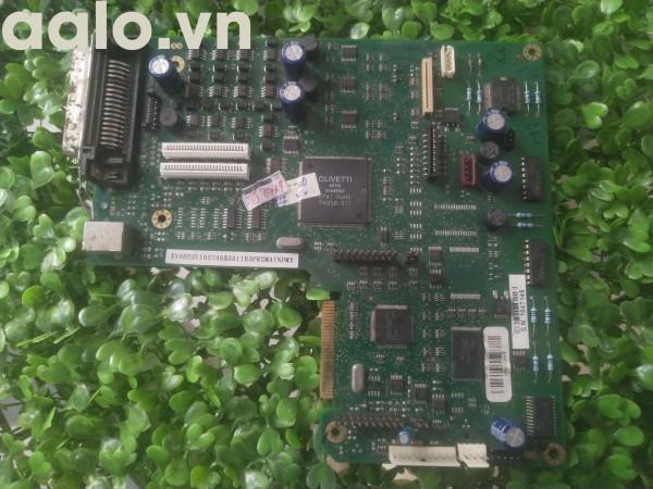 Card formatter máy in olivetti PR2 Plus